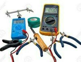 Электрик, 220-380В. Опыт работы 17 лет.