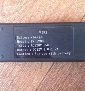Зарядное устройство virz TN-1208