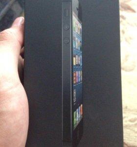 Коробка от айфон 5 16gb