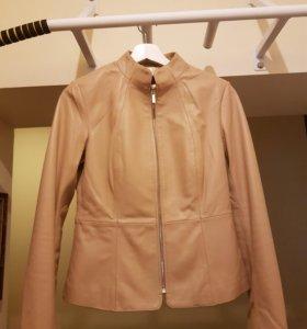 Куртка кожаная женская Love Republic