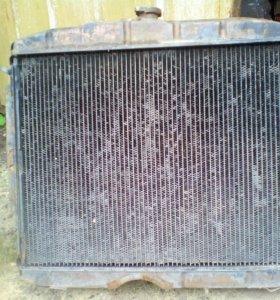 Радиатор ГАЗ-53