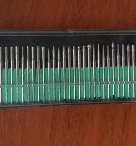 Фрезы для маникюрного аппарата.