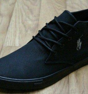 Новые ботинки. Очень удобные