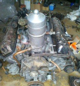 Двигатель ГАЗ-53