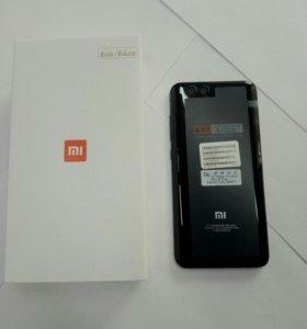 Новый Xiaomi mi 6 64gb
