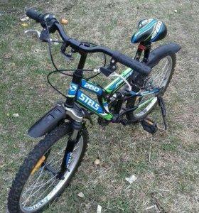 Скоростной подростковый велосипед