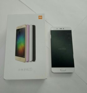 Новый Xiaomi mi5 64gb