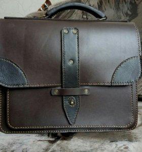 Шью сумки, портфели, кошельки и др. из натуральной