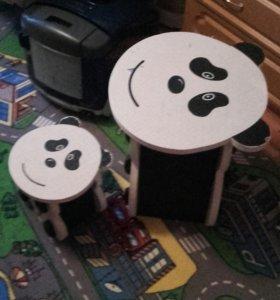 Стол и стульчик для малыша
