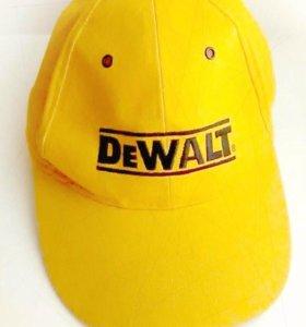 Кепка Деволт DeWalt