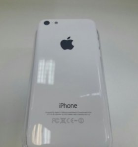 Белый Apple iPhone 5C 32