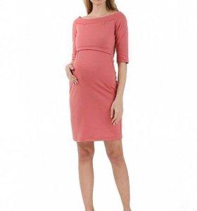 Новое платье для беременных и кормящих мам