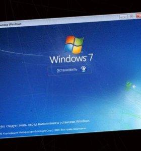 Переустановка windows XP- 7-8-10