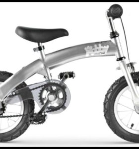 Hobby bike 2 в 1 беговел + велосипед