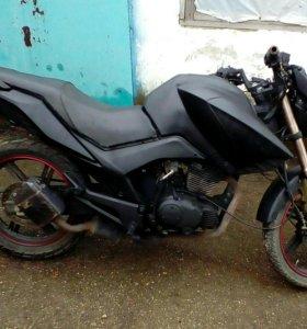 Мотоцикл ирбис vj 250