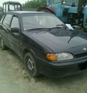 Машина ВАЗ21114