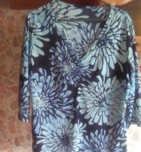 Очень красивая блузка,48-50