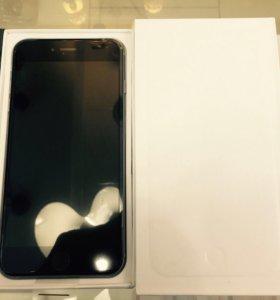 iPhone 6 Plus 64Gb Серый Космос Как Новый