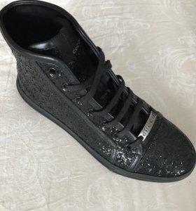Кеды, ботинки Gucci
