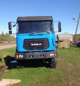 Седельный Тягач Урал 6370