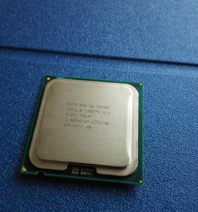 Intel core 2 duo e8400 3Ггц