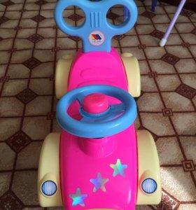 Машина для принцессы