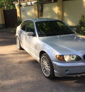 BMW e46 325i 2002 AT