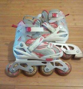 Ролики+кроссовки-ролики