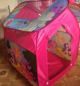 Игровой домик палатка