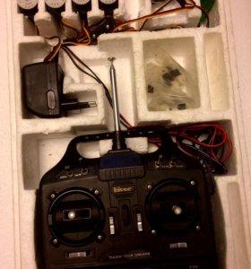 Радио аппаратура HITEC X Flash 5 system