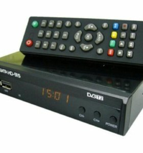 Цифровой Ресивер DVB-T2 HD915