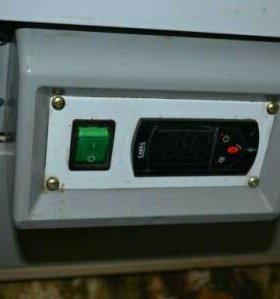 Витрина холодильная низкотемпературная вхн-1,5