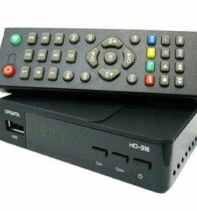 Цифровой Ресивер DVB-T2 HD916
