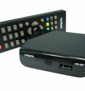 Цифровой Ресивер DVB-T2 HD917