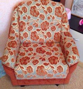 Диван и два кресла новые