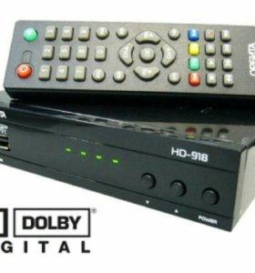 Цифровой Ресивер DVB-T2 HD918