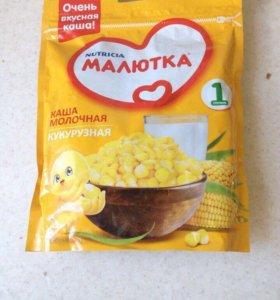 Каша Малютка (кукурузная)