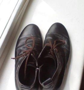 Ботинки демисезонные мужские