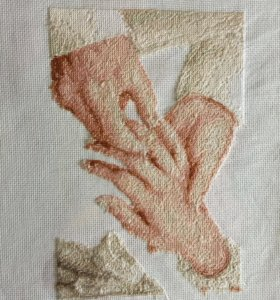 Вышивка крестом-картина