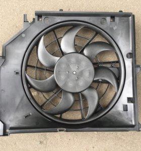 Вентилятор БМВ Е46