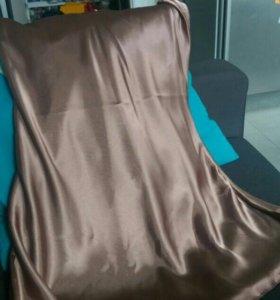 Пижама, Пеньюар, сорочка шелк 44-46 р