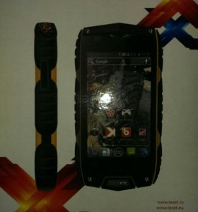 Смартфон Texet TM-4104R