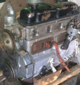 Двигатель в сборе ГАЗ-21