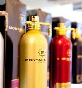 Три аромата Montale