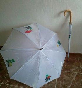 Продам зонт трость