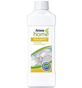Концентрированная жидкость для мытья посуды 1 литр