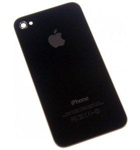 Задняя крышка apple iPhone 4s новая