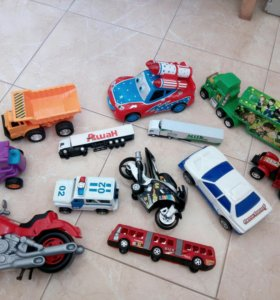 Игрушки от 100-300р