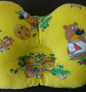 Ортопедическая подушка для кривошей