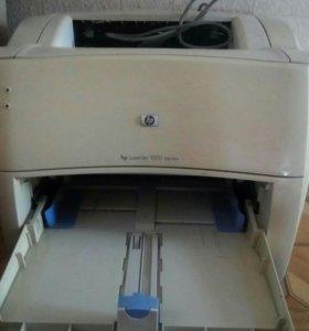 Принтер hp 1000